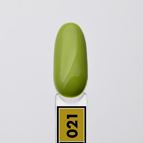 #021 Green Olive гель-лак EvoLac 8 мл