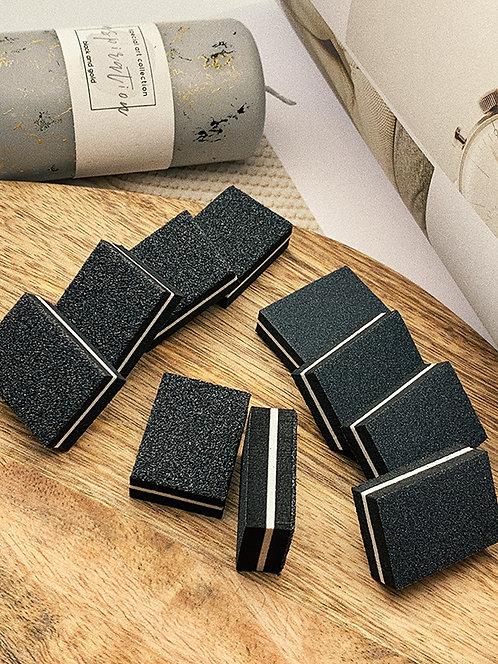 Мини-бафики черные, 50 шт