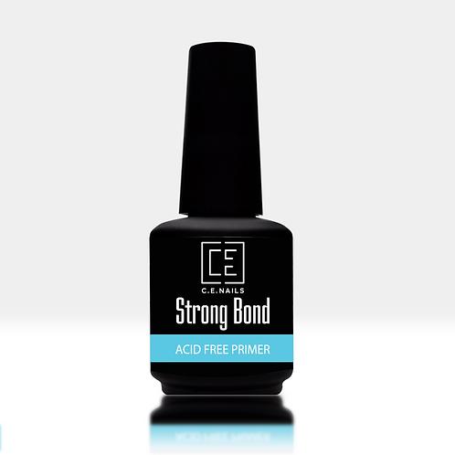 Праймер C.E.Nails Strong Bond, 15 мл.