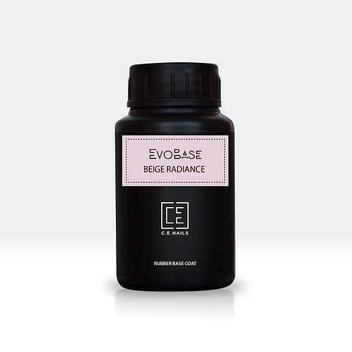 EvoBase Beige Radiance бежевое с микроблеском без кисти, 30 мл