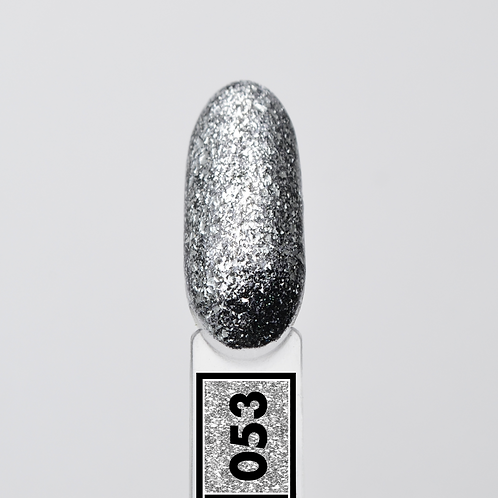 #053 Mirror Shards, Гель-лак для ногтей EvoLac, 8 мл