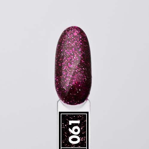 #061 Space Party, Гель-лак для ногтей EvoLac, 8 мл