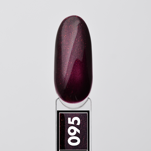 #095 Dakota, Гель-лак для ногтей EvoLac, 8 мл