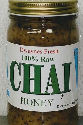 Chai Honey 8oz