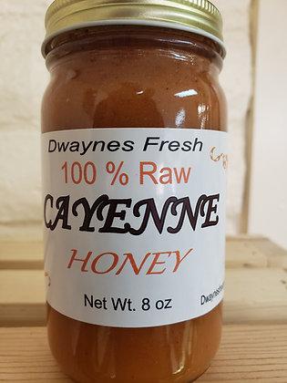 Cayenne Honey