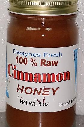 Cinnamon Honey 8oz