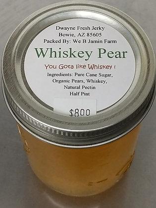 Whiskey Pear