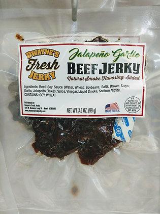 Jalapeno Garlic Beef Jerky
