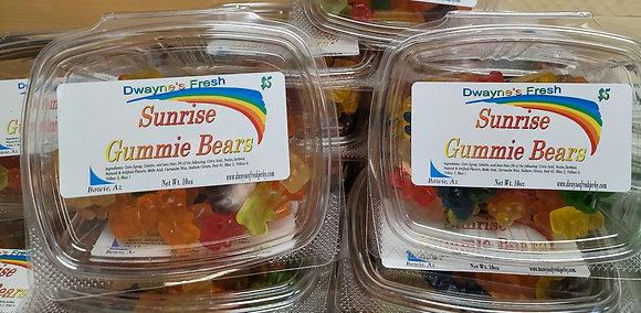 Sunrise Gummie Bears