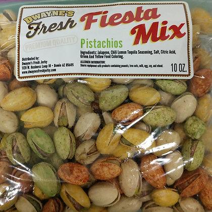 Fiesta Mix Pistachios (Locally Grown)