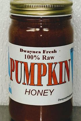 Pumpkin Honey 8oz