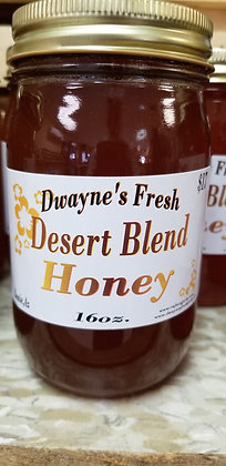 Desert Blend Honey