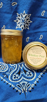 Whiskey Pear