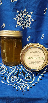 Green Chili Jelly