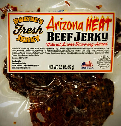 Arizona Heat Beef Jerky