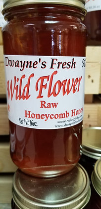Desert Whildflower Honeycomb 22oz