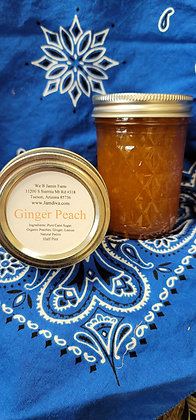 Ginger Peach Jelly