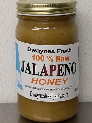 Jalapeno Honey 8oz