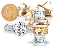 diamond engagement ring, gold jewelry, jewelry dealer