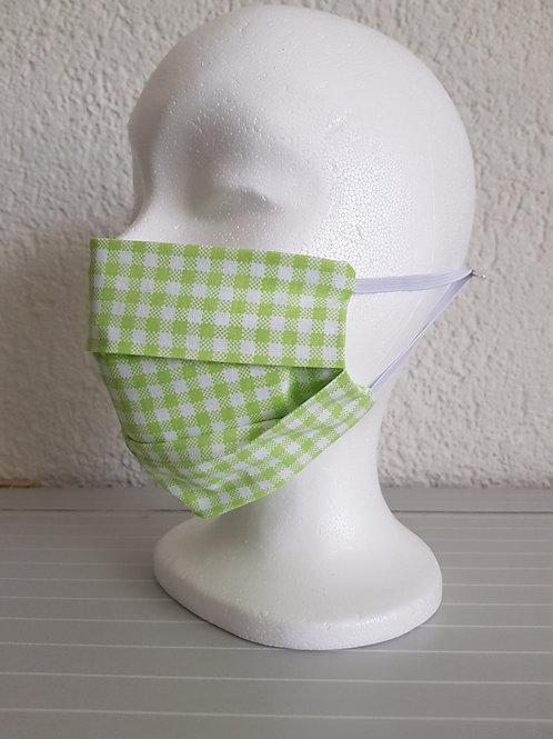 Masque en coton avec filtre