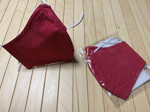 Masque lavable et réutilisable avec filtre 1