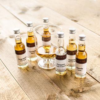 Whisky Flavour Packs, Cadeaubox