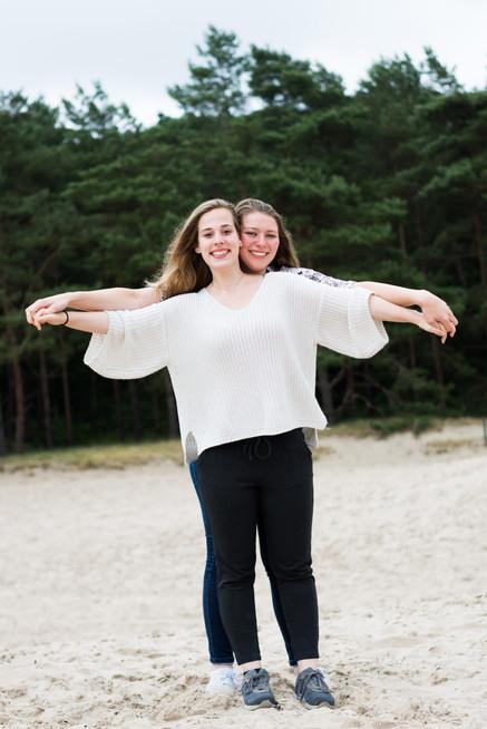 Vriendenfotografie Soesterduinen