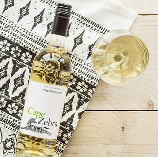 Cape Zebra Witte Wijn
