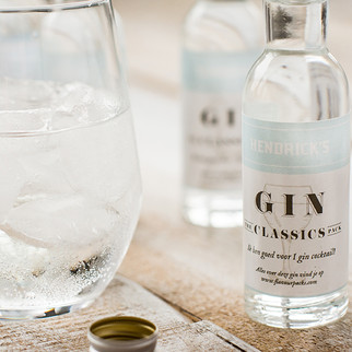 Gin Flavours Pack, Giftbox