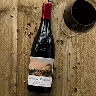 Château de Montfaucon Lirac 2014 Rode Wijn