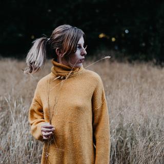 Lisa in veld