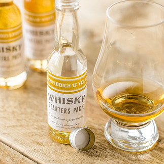 Whisky Flavours Pack, Beginset, Cadeaubox
