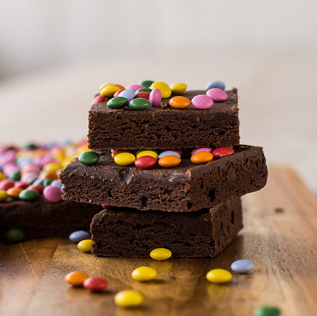 Food photography brownies Zeist Greet