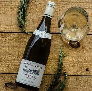 Domaine d'Elise Chablis Witte Wijn