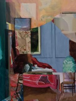 Rearrangement 27 by Sharon Berke, Spring 2022 featured visual artist