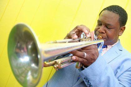 Freddie Hendrix - trumpet, composer