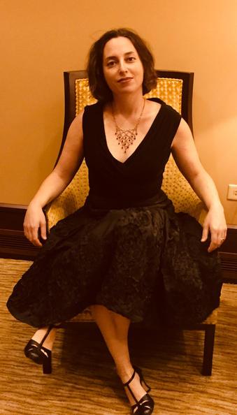 Sarah Bob - President