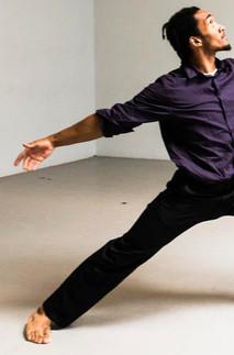 Ramiro Vaughan Purpose - dancer