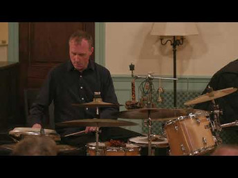 Aaron Trant - composer, percussion