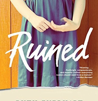 """Ruined"" 2017 winner of Christianity Today 's ""CT Women"" award"