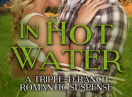 In Hot Water, A Triple-D Ranch Romantic Suspense