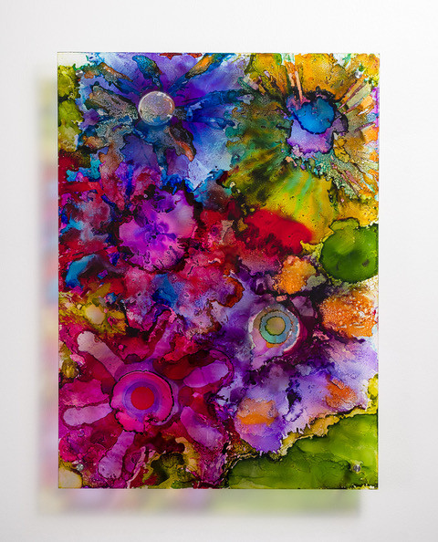 Flower Power, 24X20