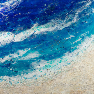 Beach Overhead Paintings