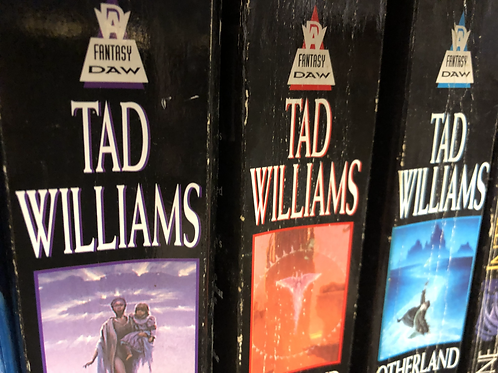 Tad Williams Book Collection