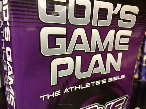 God's Game Plan Book