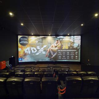 Cinéma 4DX - Kirchberg