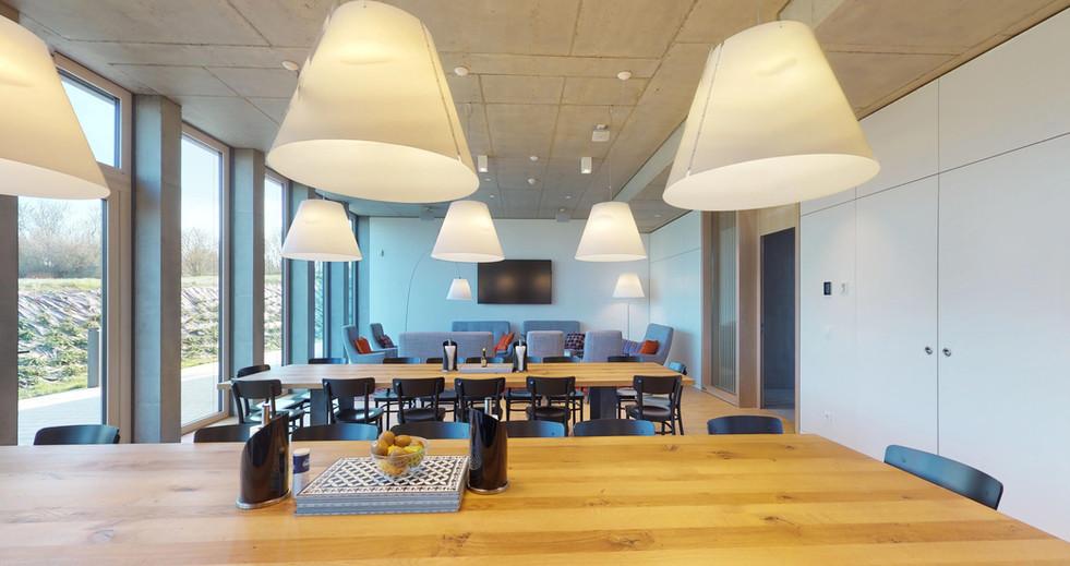 Salle de réception: Goblet Lavandier & Associés