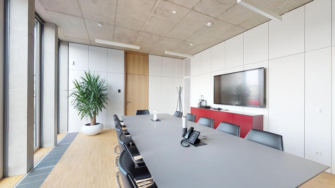 Salle de meeting - Goblet Lavandier & Associés