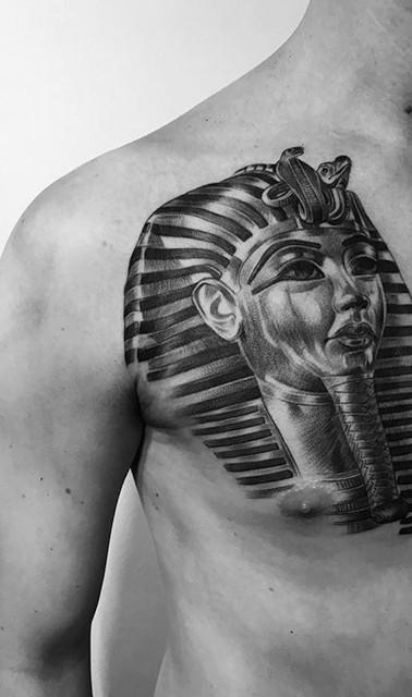 pharo tattoo