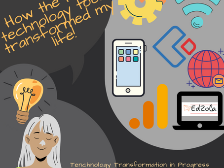 How the right technology tools transformed my life!